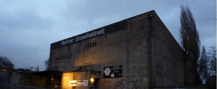 Bunker hanté