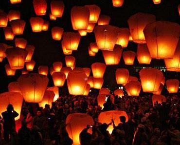 Le Festival des Lanternes à Pékin