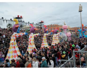 Pourquoi je n'irai pas au Carnaval de Nice