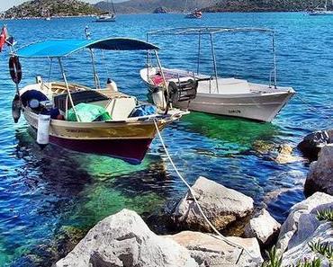 La Riviera Turque: Apprécier l'agréable climat méditerranéen