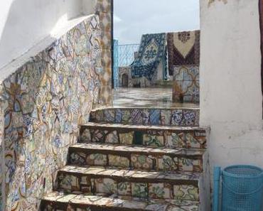 De Tunis à Sidi Bou Saïd – Tunisie
