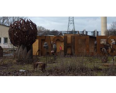 Dans les repères d'artistes de Berlin