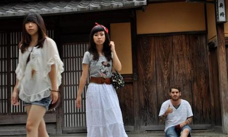 Finding Love In Japan - 101 East - YouTube