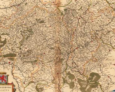 Nager sur la frontière, balade poétique à Luxembourg