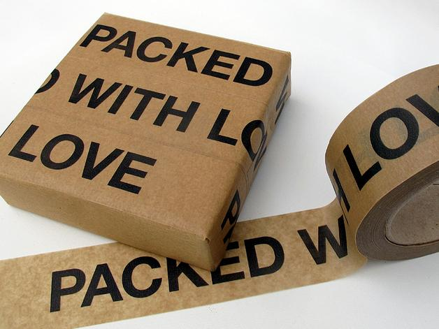 packed with love