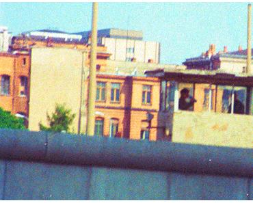 Photos d'archive d'un touriste à Berlin