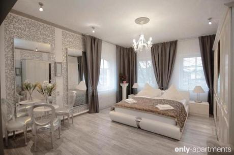 Appartements de luxe des vacances de r ve for Appartement de reve