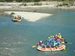 Activités sportives en eaux vives dans le Sud de la France