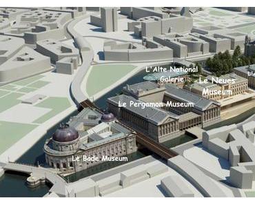 L''île aux musées de Berlin