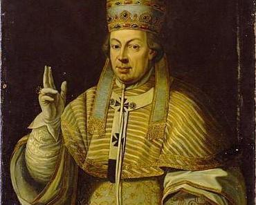 Le pape Pie VI à Venise
