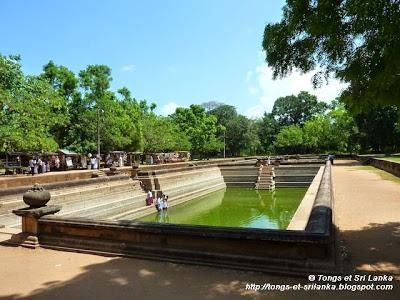 Petit guide pratique pour visiter Anuradhapura au Sri Lanka
