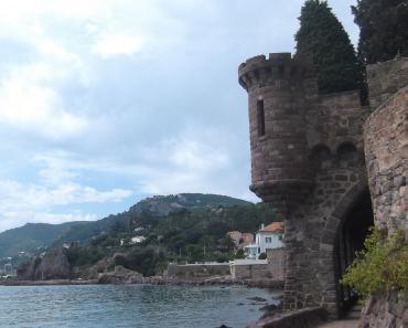 Carnet de voyage sur la Côte d'Azur