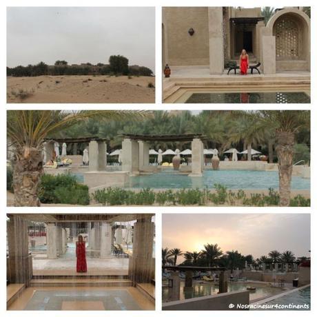 Week-end au Bab Al Shams, Dubaï - 2013