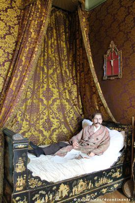 Marcel Proust, château de Breteuil