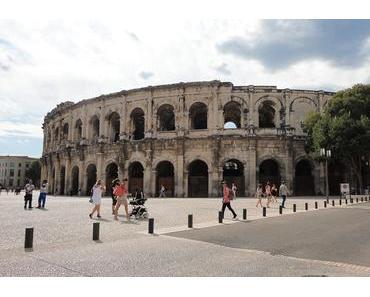 Nîmes, la petite Rome française