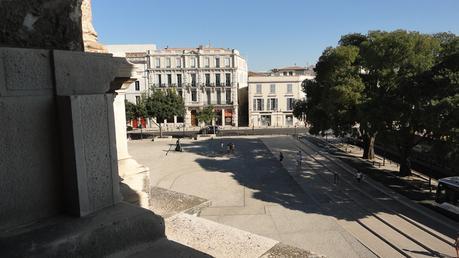 Nîmes, ma petite Rome à moi