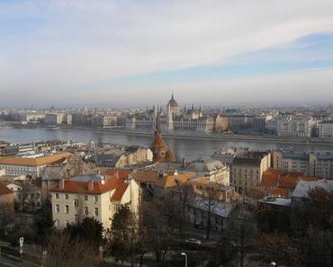 Mon carnet de voyage à Budapest
