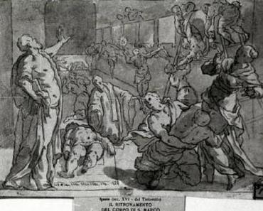 La Découverte du corps de Saint Marc