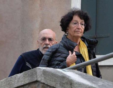 Luciana et Alberto Solesin