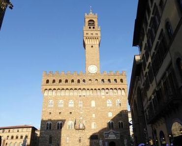 Mon top 10 Florence: N°3: Le Palazzo Vecchio