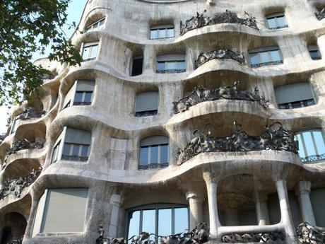 La Casa Milà de Barcelone