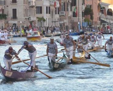 Pugilat à la mairie de Venise !