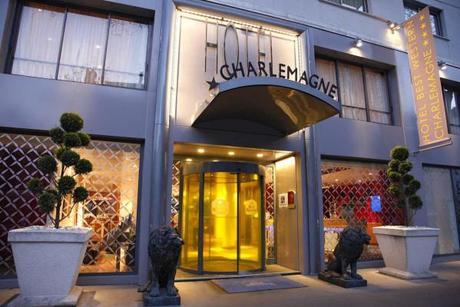 Hôtel Best Western Charlemagne à Lyon