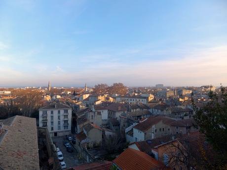 Avignon en hiver