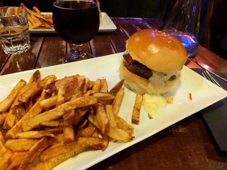 Yard Burger Factory restaurant bonne adresse Toulouse Capitole
