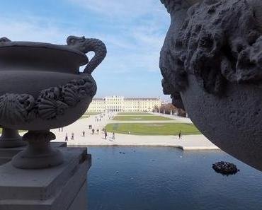 Vienne - Dans le parc de Schönbrunn