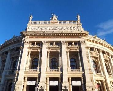 Vienne - Visiter le Burgtheater