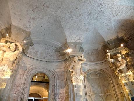 Vienne Vienna Wien abbaye monastère stift klosterneuburg sala terrena