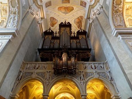 Vienne Vienna Wien Klosterneuburg abbaye monastère stiftklosterneuburg église baroque orgue