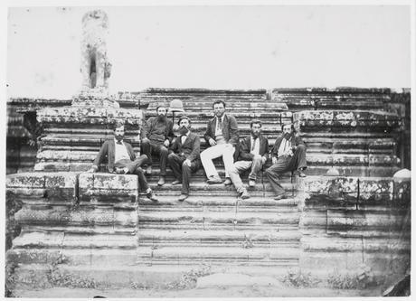 Le long du Mékong avec Louis de Carné à bord de la canonnière 27