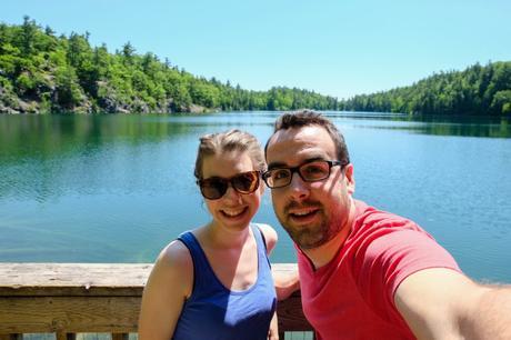 Lac Pink - Parc de la Gatineau