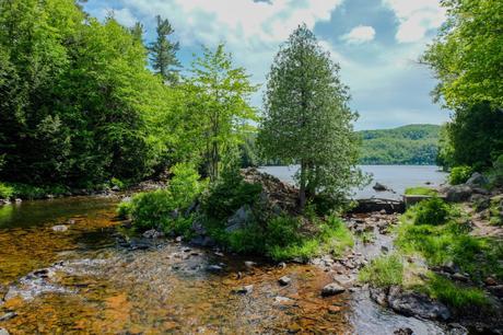 Lac Meech - Parc de la Gatineau