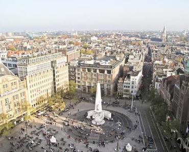 4 choses à faire lors d'un voyage à Amsterdam