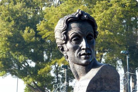 sculpture au Parque Metropolitano Simon Bolivar