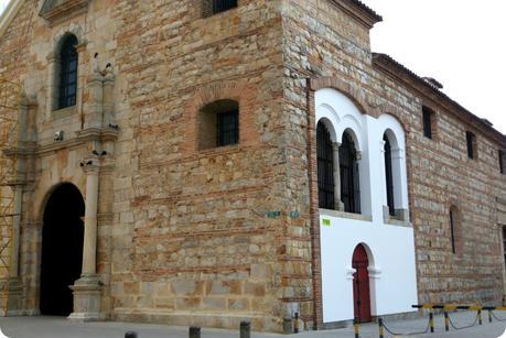 Eglise San Agustín à Bogotá