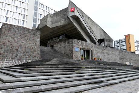 bâtiment du Museo de Historia natural de Quito