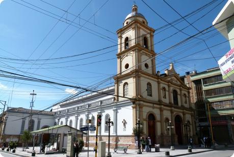Eglise San Agustín à Pasto