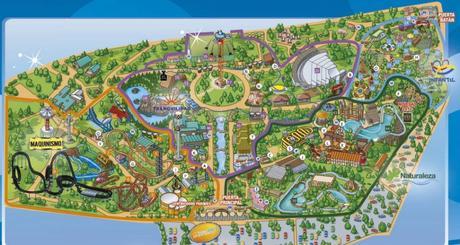 Les principaux parcs d attractions en espagne - Parc d attraction espagne port aventura ...