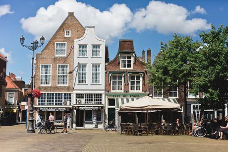 Delft, la ville la plus charmante des Pays-Bas!