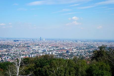 vienne vienna panorama hietzing lainzer tiergarten wiener blick 13 arrondissement