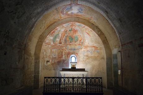 montmorillon vienne cité livre écrit église notre-dame crypte sainte-catherine