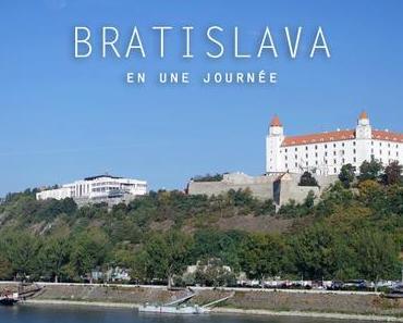 Une journée à Bratislava