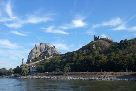 danube vienne twin city liner devin château castle