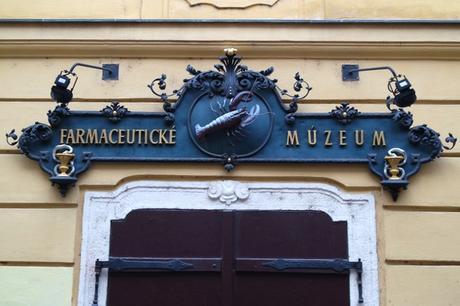 bratislava vieille ville centre musée pharmacie