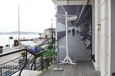 Cobh, IRLANDE : dernier port d'escale du Titanic