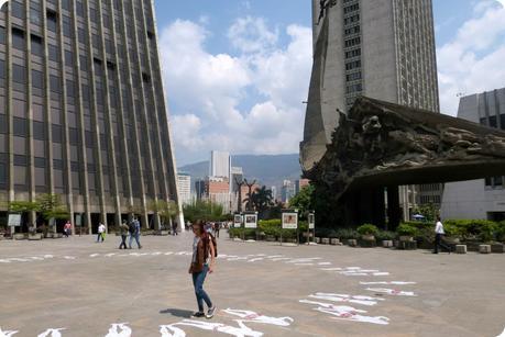 Monumento a la raza de Medellín